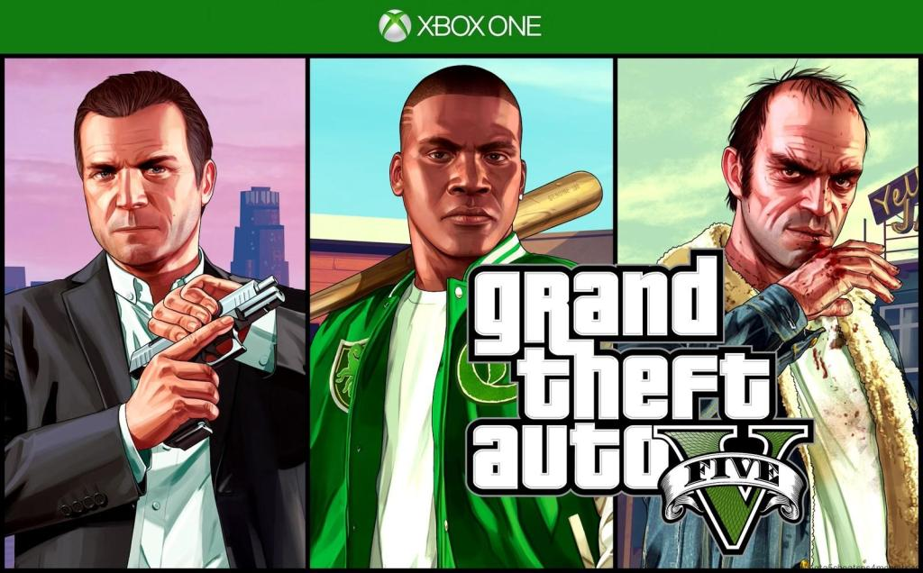 GTA 5 Cheats Xbox One