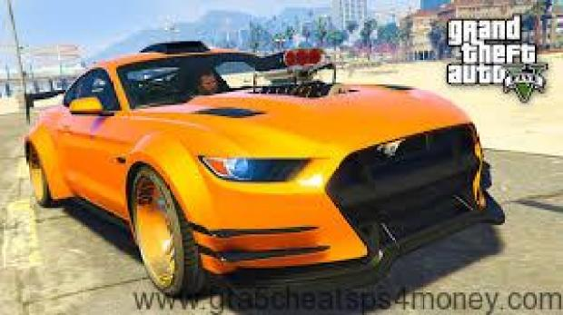 GTA 5 Xbox One Cheats Cars