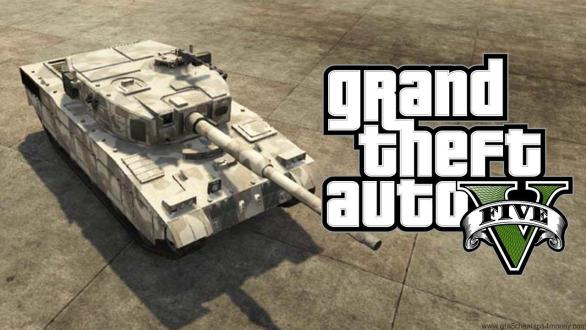 GTA 5 Cheats PC Tank