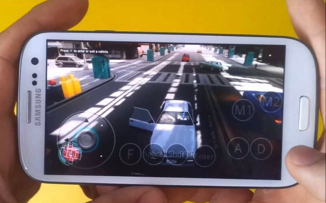 Download GTA 5 for Android Full Apk Free No Survey