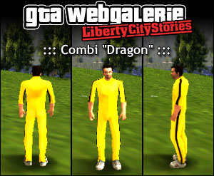 GTA LCS tenue : dragon