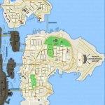 Carte des véhicules pour Stevie à Bohan, et Dukes/Broker- GTA IV