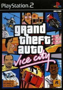 Pochette du jeu Grand Theft Auto Vice City