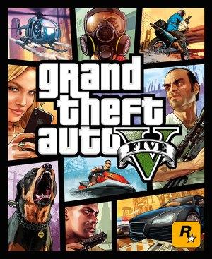 Jaquette GTA V