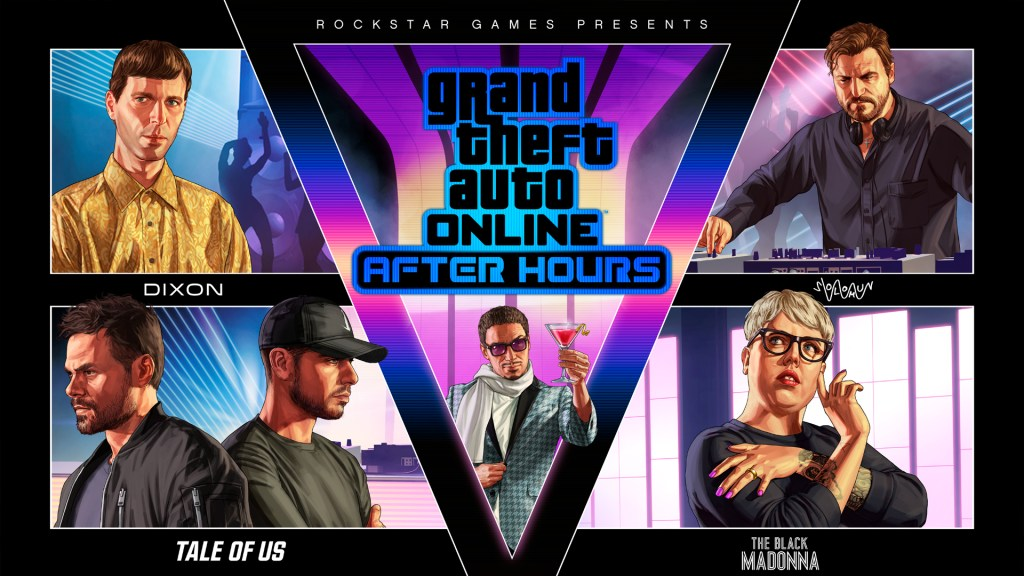 GTAO After Hours