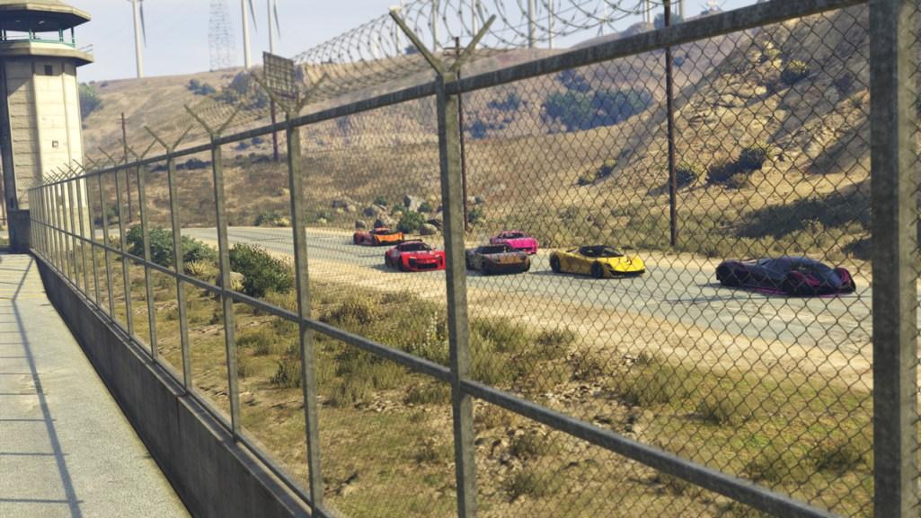GTA Online - Courses Casiers Judiciaires