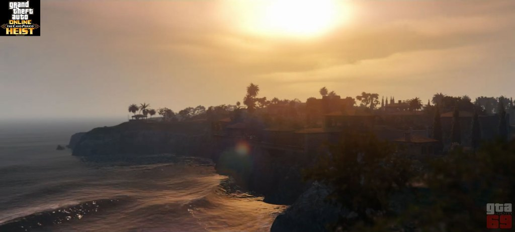 GTA V : La Carte de Cayo Perico