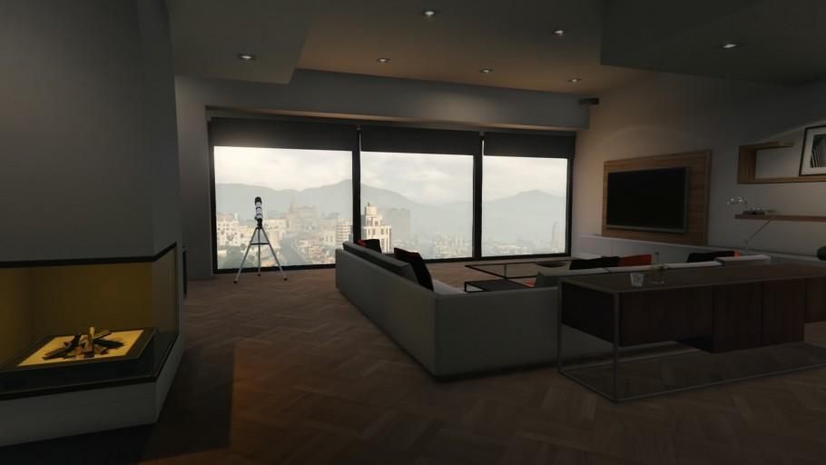 Eclipse Towers Apt 9  GTA Online Properties  GTA V