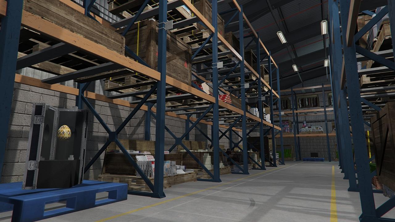 Darnel Bros Warehouse  GTA Online Properties  GTA V