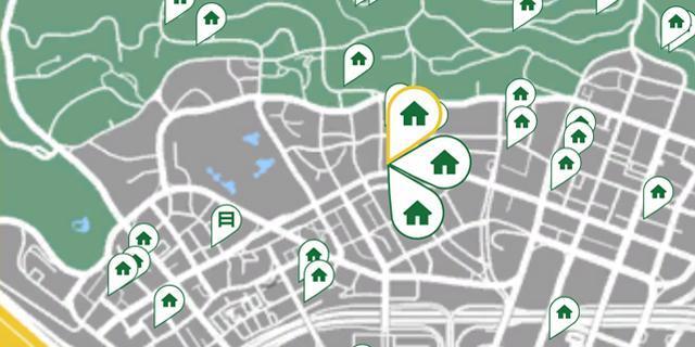Tinsel Towers Apt 45  GTA Online Properties  GTA V Properties Database  Grand Theft Auto V