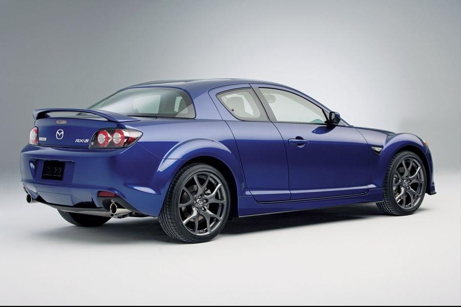 2004 Mazda Rx 8 Firing Order