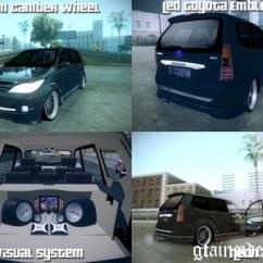 Grand New Avanza Ceper Tipe E Abs Gta San Andreas Toyota Street Edition Mod Gtainside Com