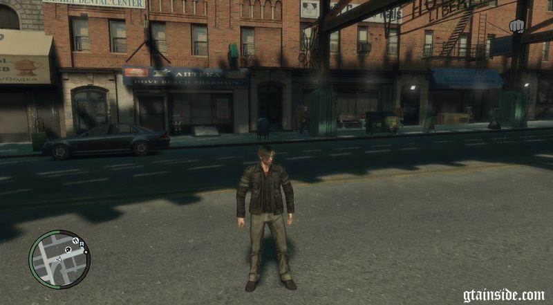 Hamza Name Wallpaper Hd Gta 4 Leon Scott Kennedy Resident Evil 6 V1 0 Mod