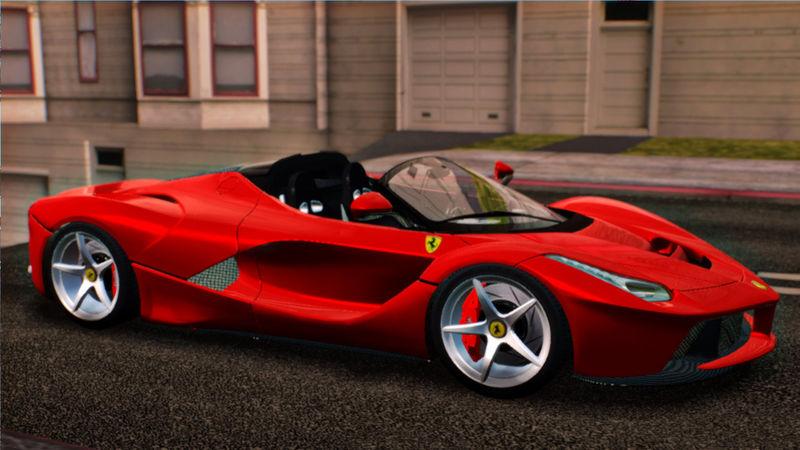 Asphalt 8 Wallpaper Cars Gta San Andreas 2014 Ferrari Laferrari F70 Mod