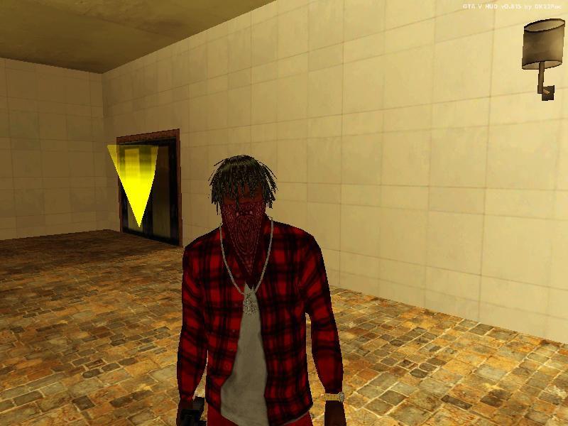 GTA San Andreas Chief Keef Dreads Mod  GTAinsidecom