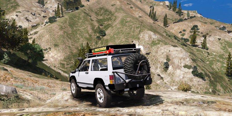 9 Cherokee 98 Grand 5 Jeep