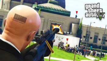 GTA 5 PC Mods – HITMAN: AGENT 47 MOD w/ MISSIONS! GTA 5