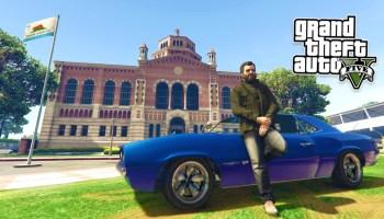 GTA 5 PC Mods – REAL LIFE MOD #1! GTA 5 School & Jobs