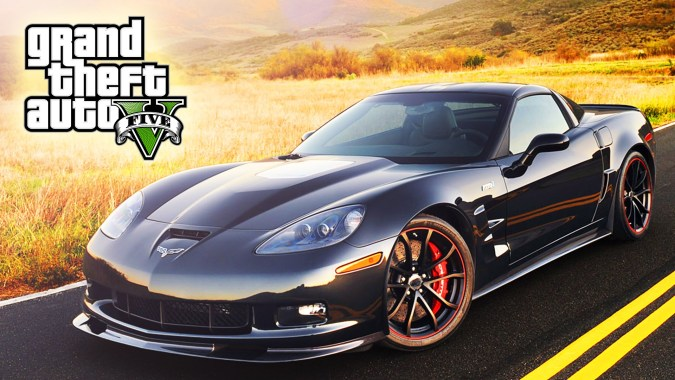 GTA 5 CORVETTE ZR1 CAR MOD SHOWCASE! (GTA V Mods)