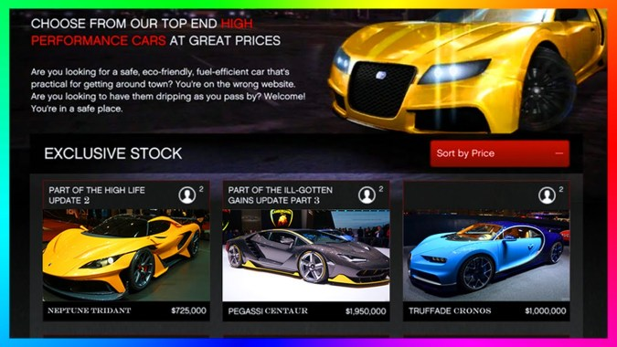 INCREDIBLE New Real Life Versions Of Super Cars Needed In GTA 5 & GTA  Online + More!