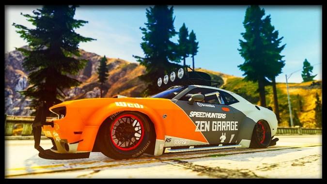 BEST BENNY'S CAR MOD EVER + Bugatti Chiron Showcase! (GTA 5 Mods)