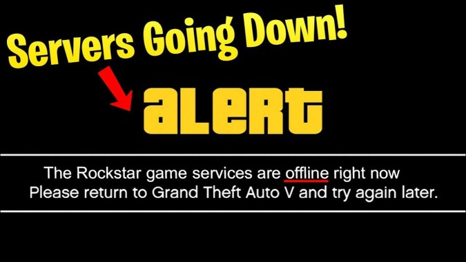 gta online servers going offline tonight but why new dlc vehicle