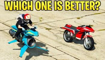GTA Online: Declasse Scramjet vs Vigilante vs Rocket Voltic