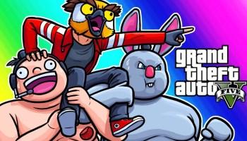 GTA5 Vespucci Job Funny Moments – Vespucci Gang! – GTA Junkies