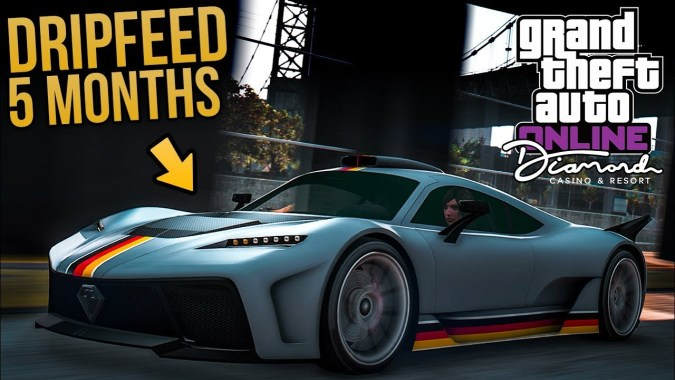 Gta V Christmas Dlc 2019.Gta Online Casino Update Drip Feed Lasting Until Christmas Only 2 Dlc S Coming This Year