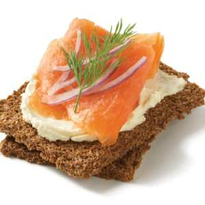 GG Scandinavian Fiber Crispbread 100g. GG's Classic Norwegian Breakfast. High Fiber, Low Carb, Low Calories, Fat free, Kosher