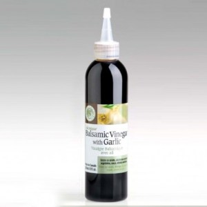 The Garlic Box Balsamic Vinegar With Garlic 250ml.