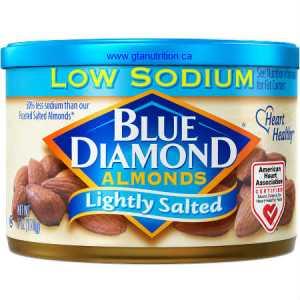 Blue Diamond Almond Lightly Salted 170g