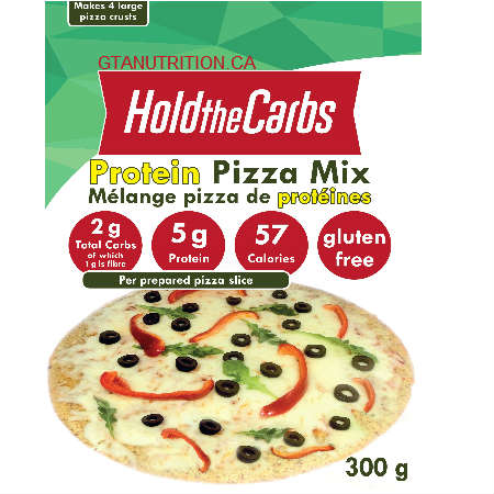 Hold The Carbs Low Carb Protein Pizza Mix Large bag 300g | Low Carb, Gluten Free