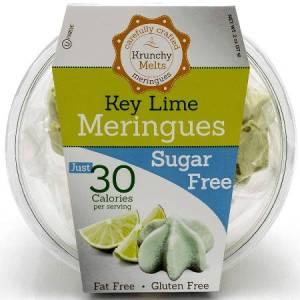 Krunchy Melts Meringues Lime 57g