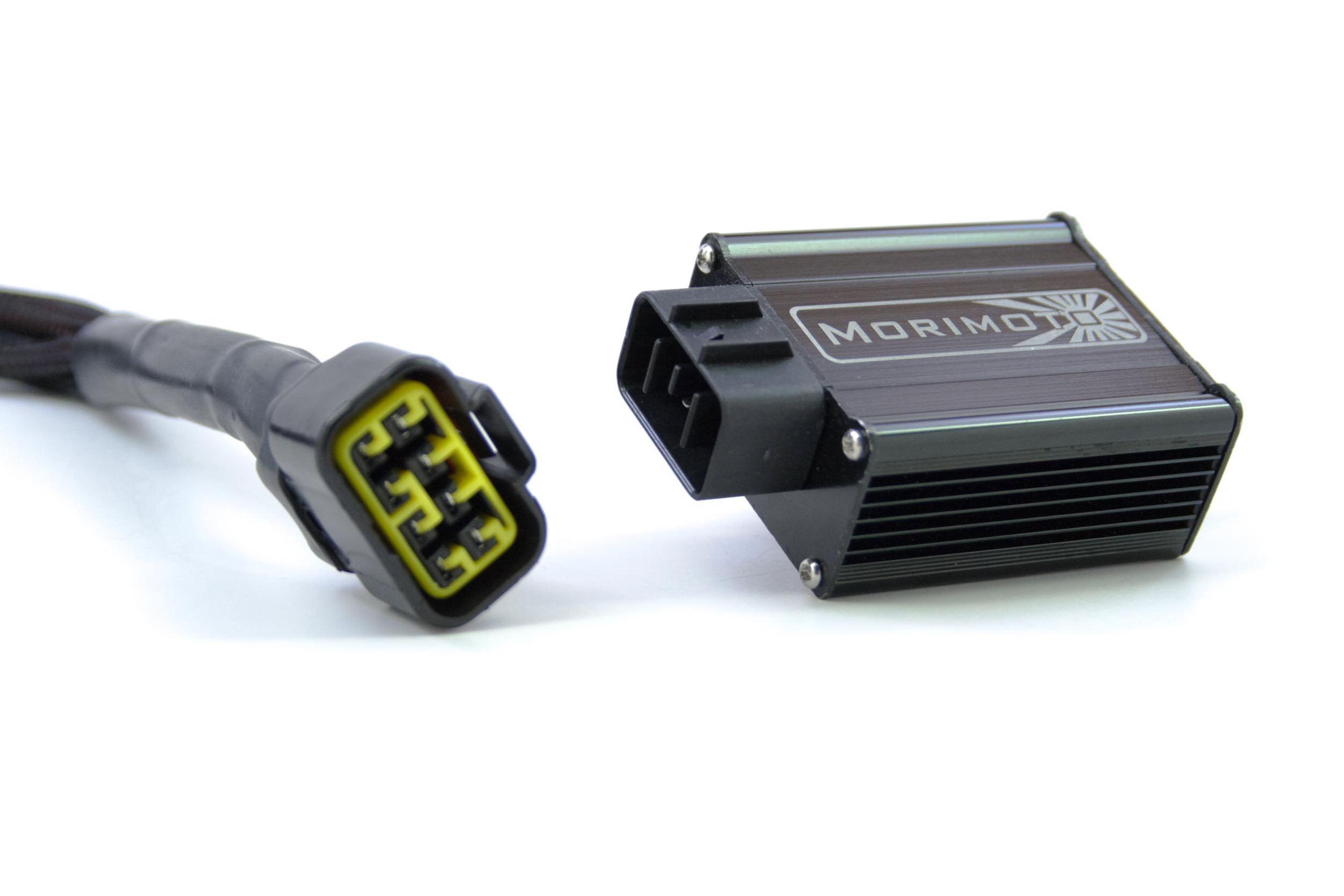 Morimoto H13 Bixenon Headlight Relay Wire Harness 3 – GTA ... on