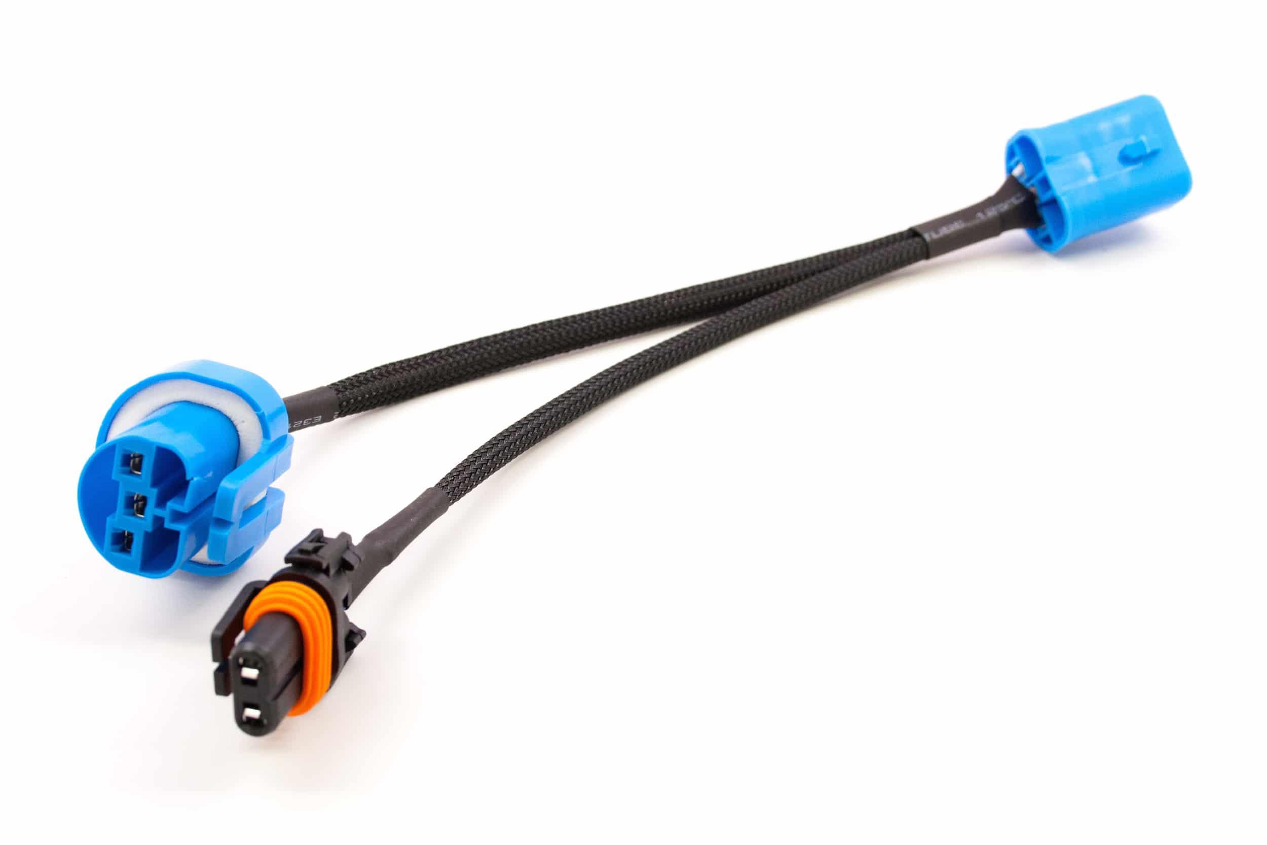 Headlight High Beam Wiring Splitters 9007 9006 – GTA RETROFITS on