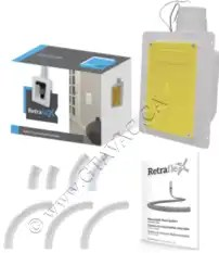 Retraflex Rough-In Kit