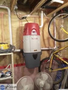 Residential Central Vacuum