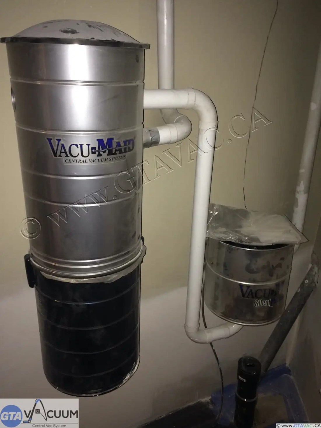 VacuMaid Central Vacuum GTA Vacuum Recent Project Gallery 1