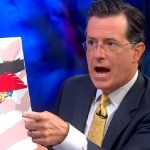 New Black Captain America Announced on Colbert