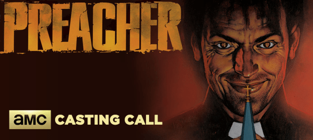 Preacher Cast for New AMC Show Announced … Kind of