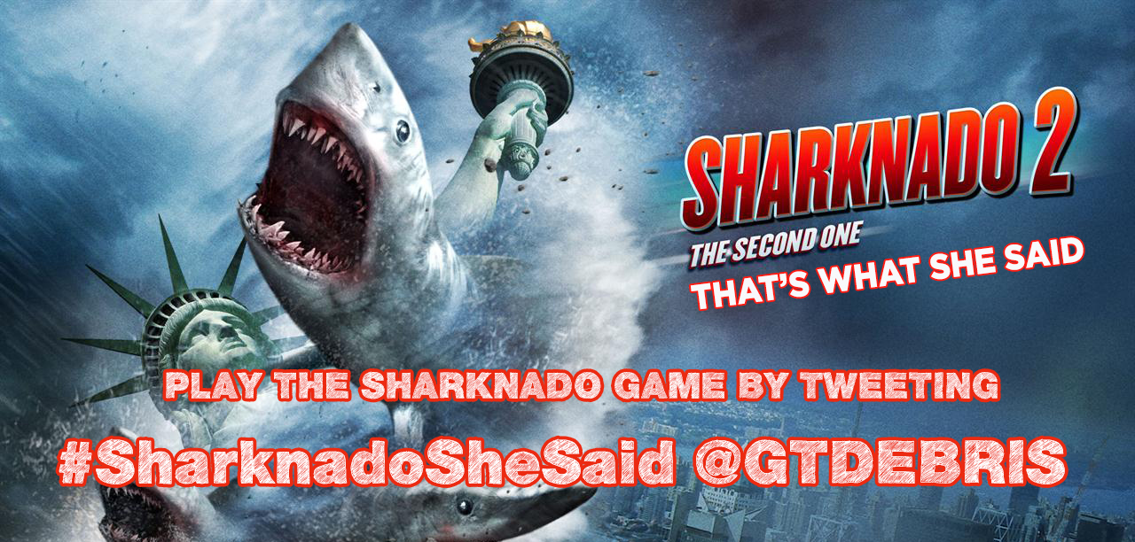 SharknadoSheSaid