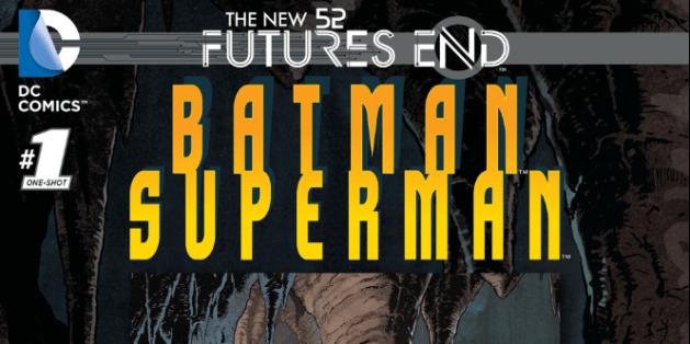Futures End Batman Superman Issue 1 Review