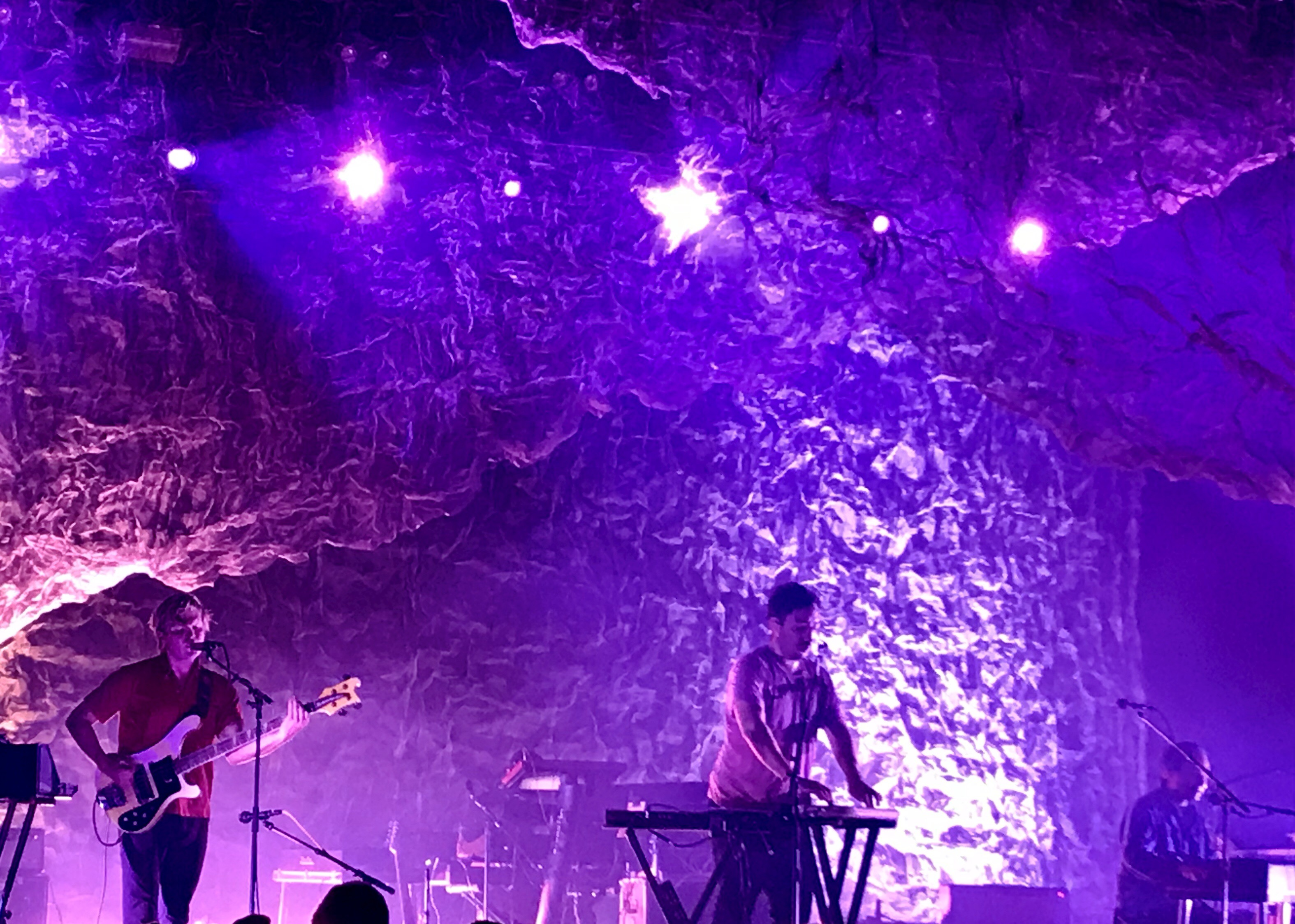 Grizzly Bear - Brooklyn Steel - Nov. 4 2017