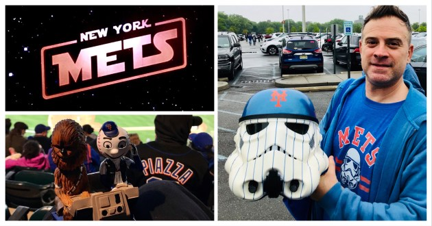 2018 Star Wars Night at Citi Field