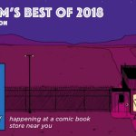 Free Comic Book Day 2018 – Best Of
