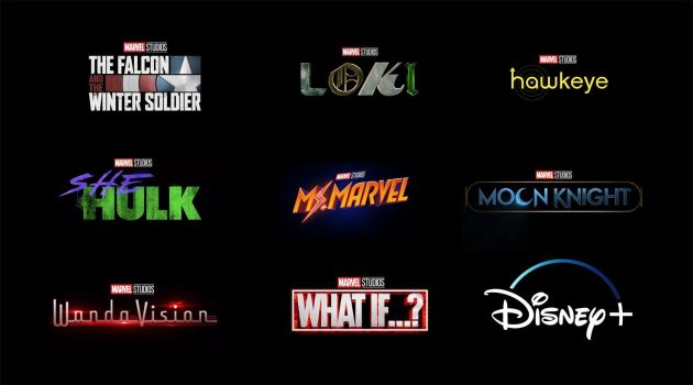 Disney + Marvel Universe shows streaming