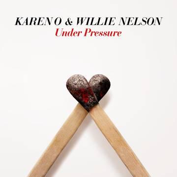 Karen O and Willie Nelson  RSD Drop 2