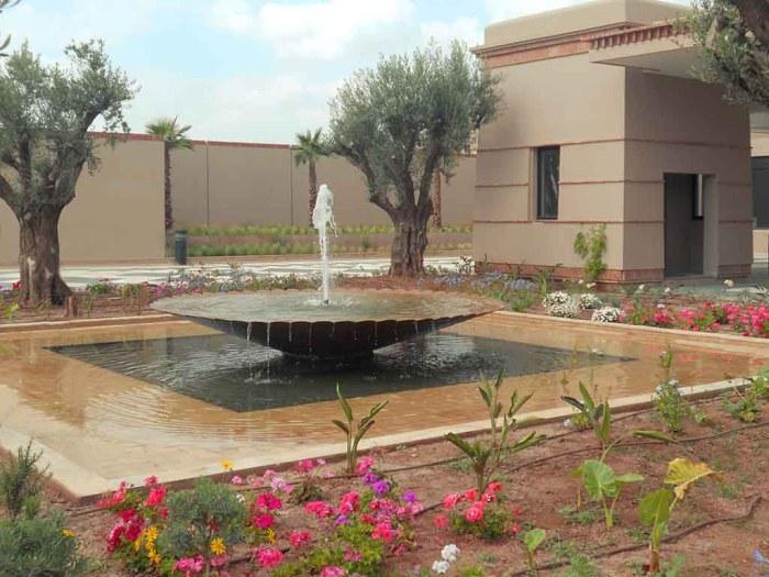 Fontaine 2 Touches Hôtel Four Seasons Marrakech