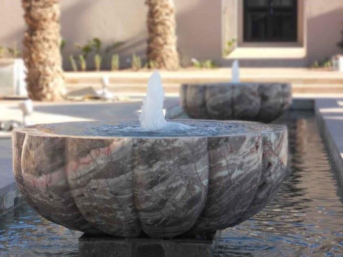Fontaine Hôtel Four Seasons Marrakech